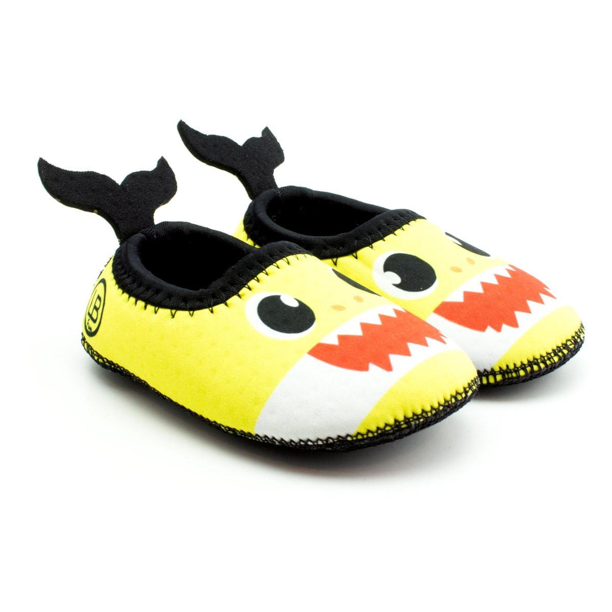 Sapatilha-Sport---Shark-Amarelo-c--Cauda--17-ao-34-