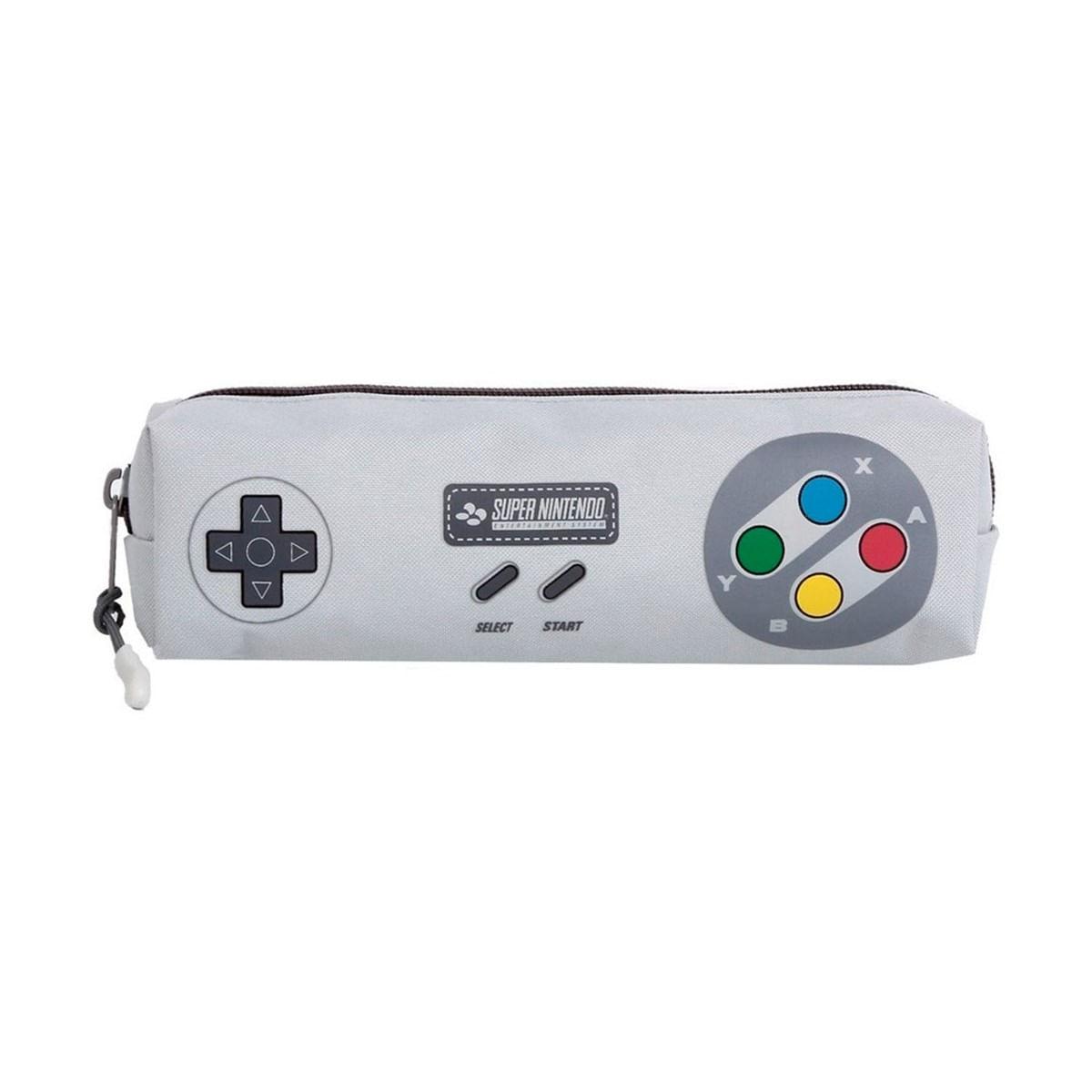 Estojo-Soft-Infantil-Super-Nintendo-Joystick