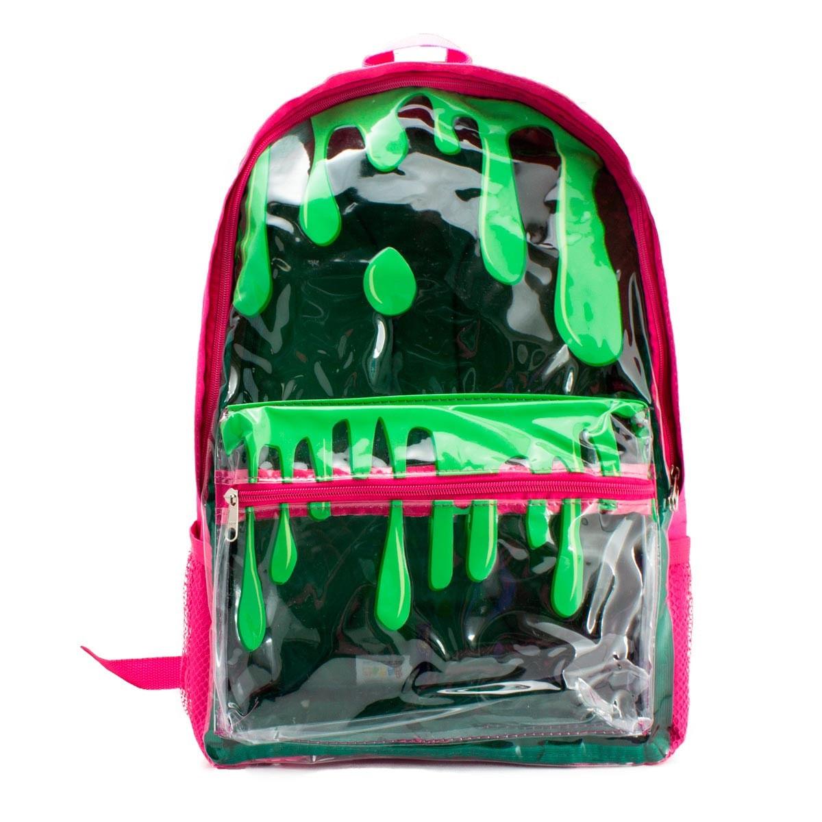 Mochila-Infantil-Slime-Escolar-Ludique-et-Badin
