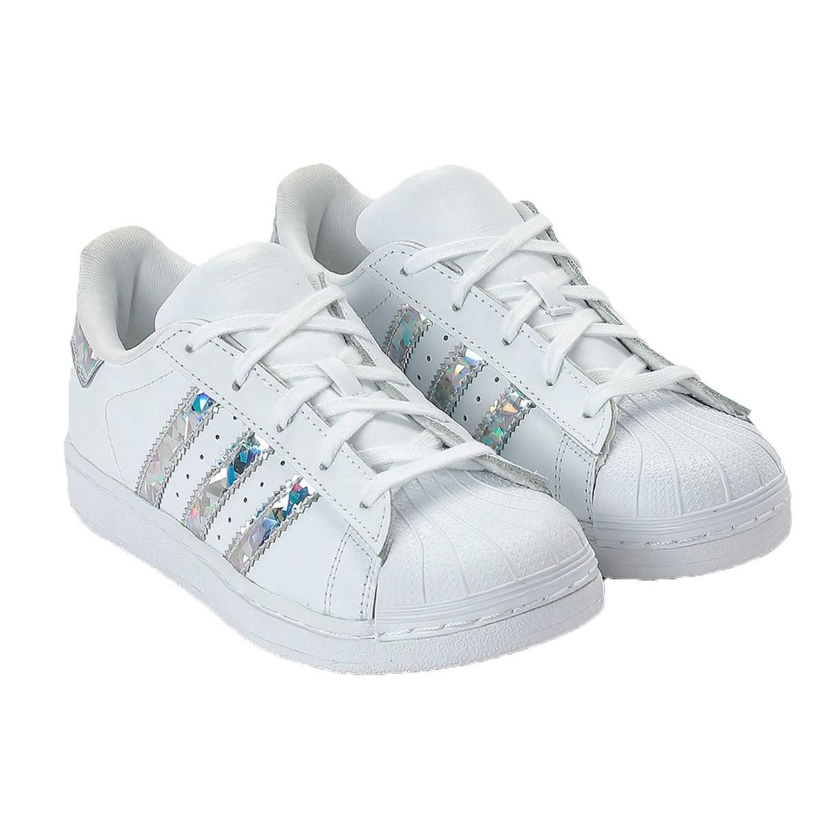 Tenis-Infantil-Adidas-Superstar-J--33-ao-37-