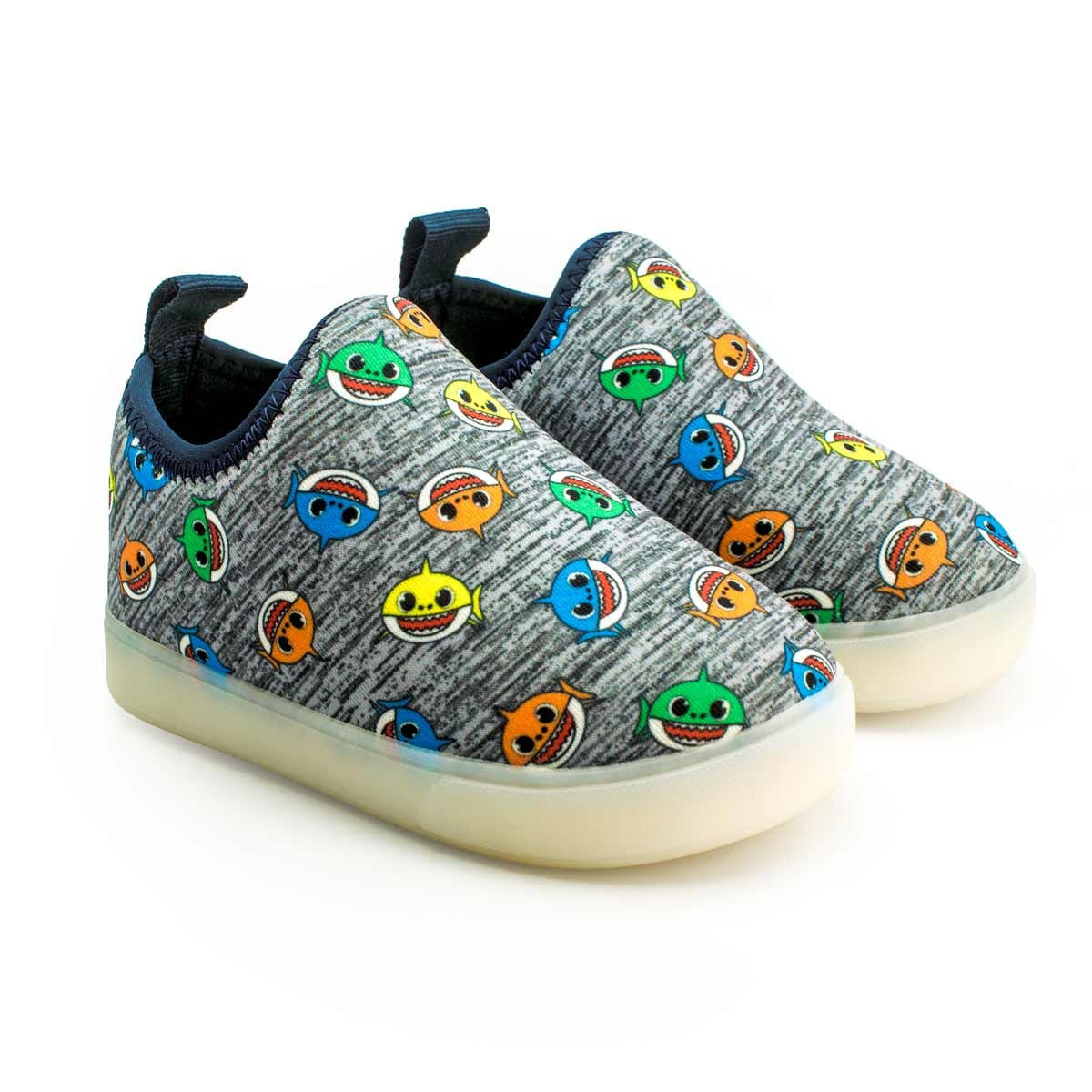 Tenis-infantil-Baby-Sharky-Lights-Ludique-et-Badin--20-ao-27-
