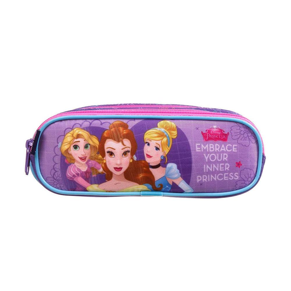 Estojo-Escolar-Disney-Princesas-Soft-3-Divisoes-37506--INV21-