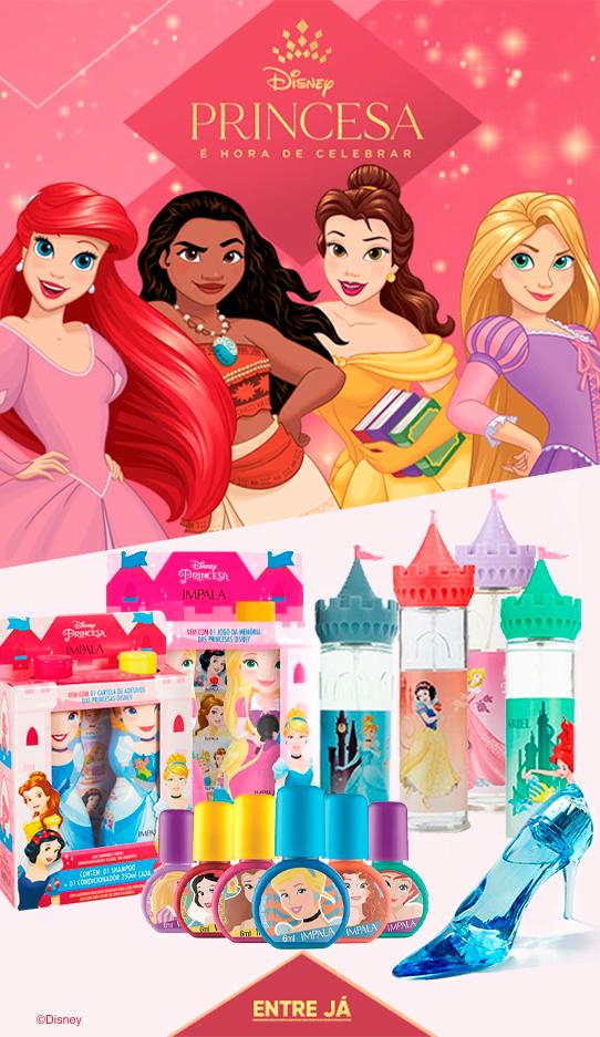 Perfumaria Disney Princesas