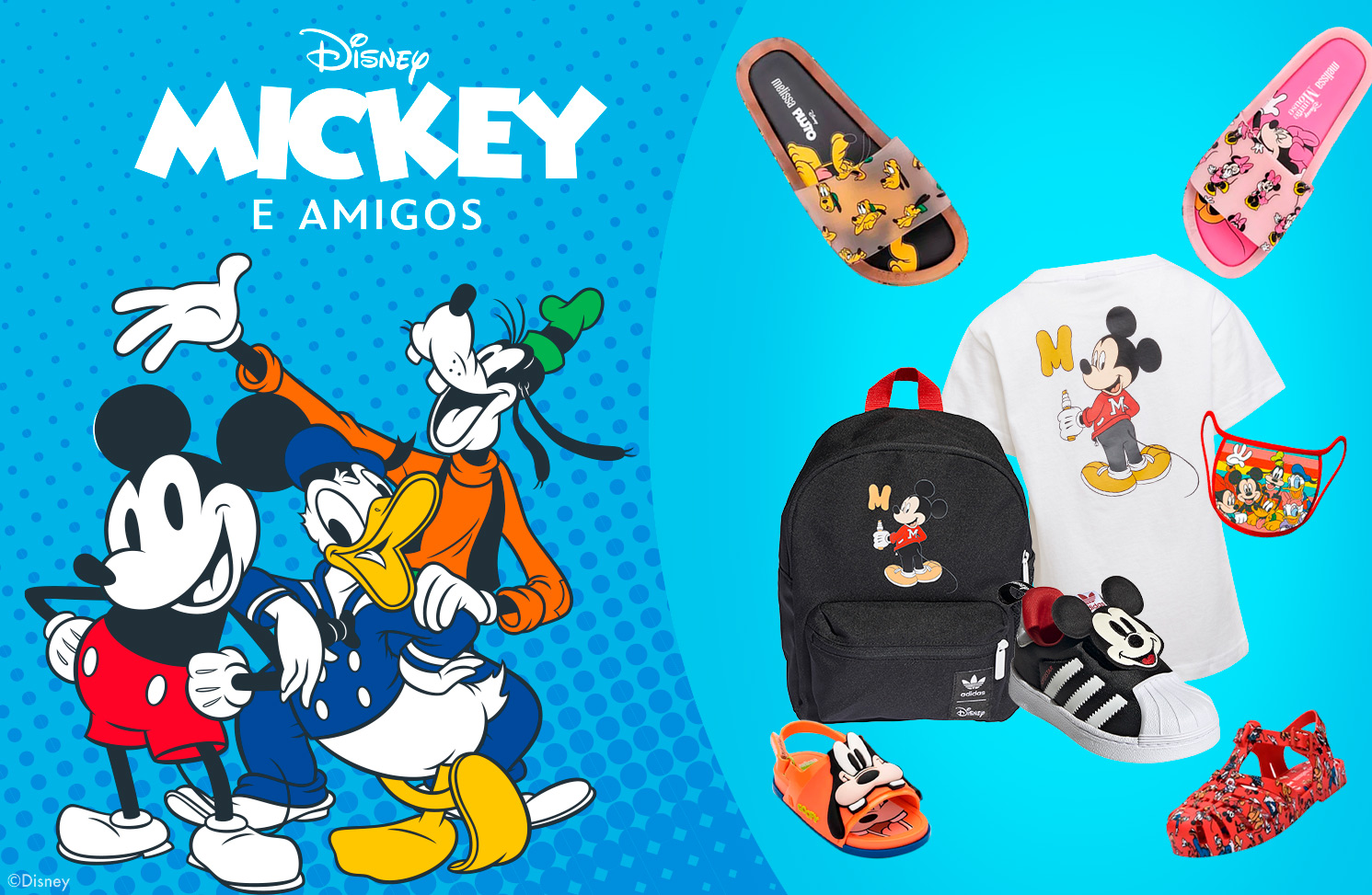 Produtos Disney