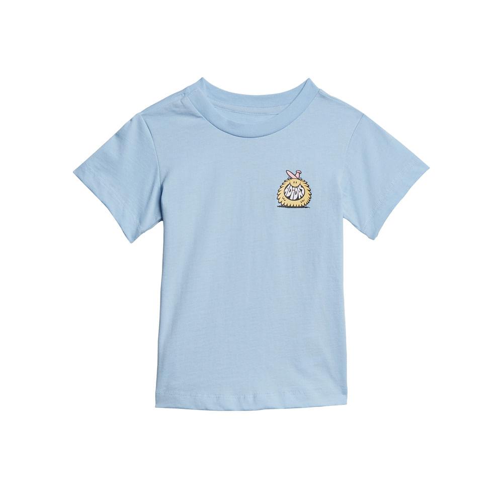Camiseta-Infantil-Adidas-Originals-X-Kevin-Lyons--12M-4A--H22616--2T21-